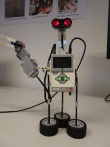 Hallo Roboter